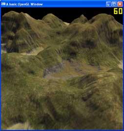 Terrain Level of Detail Tutorial Preview